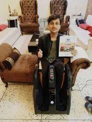 Leg nad Thigh Massager Client Ghaziabad