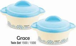 Grace 2 Pcs Twin Set (1500,1500)