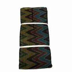 Raw Silk Ikat Fabric