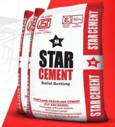 Star Cement, Cement Grade: 43-Grade