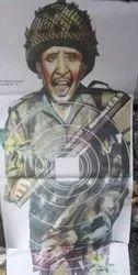 1 Mm Shooting Target Paper