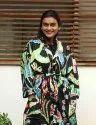 Indian printed kimono 100% cotton