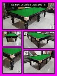JBB Designer Mini Snooker Table (MS-5)