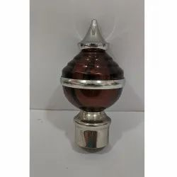 Stainless Steel Curtain Finial