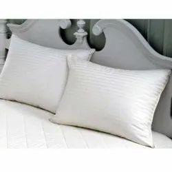 Satin Stripe Hotel Bed Sheet