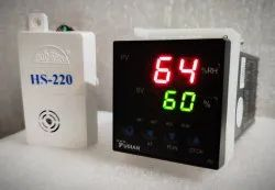 Humidity Indicators And Controllers With Sensor