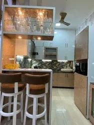 Plywood Luxury Furniture, For Home Bar
