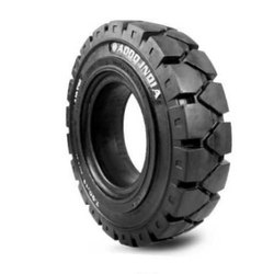 7.50-15 Solid Resilients Forklift Tyres