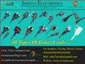 3 Pin American Plug Cord Wire 23/36 SWG