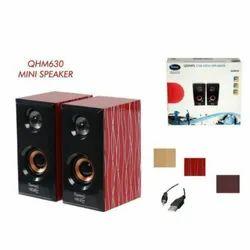 QHMPL QHM630 Mini Speaker, 4 Ohms