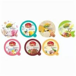 Ice Cream Cup Cover