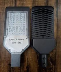 50W LED Street Light Lens Model