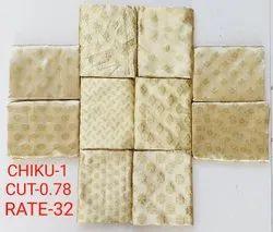 Chiku-1 Jacquard Blouse Fabric