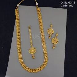 Traditional Bridal Necklace Set