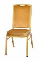 Modern Polished Wooden Chair