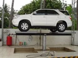 Car Washing Lift