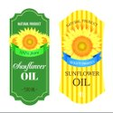 Self Adhesive Labels Of Oil Tin Liquid
