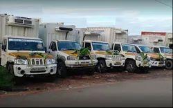 Refrigerated Goods Transportation Services