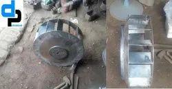 Centrifugal Blower Belt Driven 1100 CFM