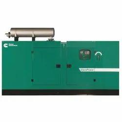 50 KVA Cummins Silent Generator