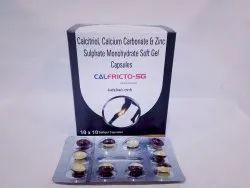 Calcitriol Calcium Carbonate Zinc Capsules
