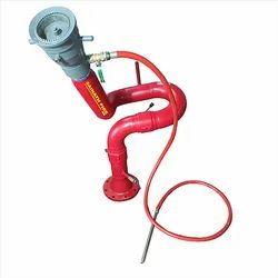 Water Cum Foam Monitor With Aqua Foam Nozzle