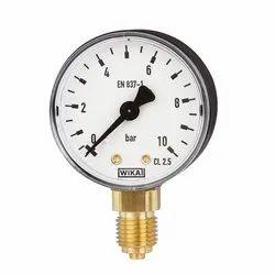111.10 Mechatronic Pressure Measurement