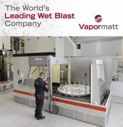 VAPORMATT  - World's Leading Wet Blasting Machine
