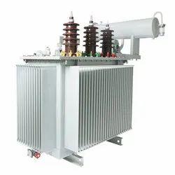 5MVA 3-Phase OLTC Power Transformer