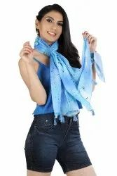 Fringes Printed Scarves