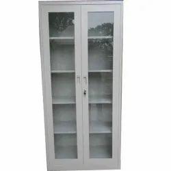 2 Door Institutions Glass Door Almirah