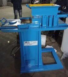 Manual Hydraulic Brick Making Machine