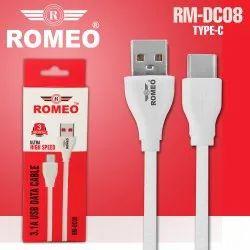 ROMEO DC-08 C Type Usb Data Cable