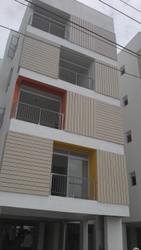 Exterior Wood Texture Panels