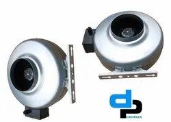 Ac Circular Inline Duct Fan