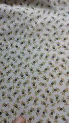 Cotton Printed Fabric, Block Print, Multicolour