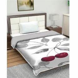 Single Cotton Printed Dohar Blankets