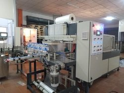 Automatic Web Sealer With Shrink Tunnel Machine