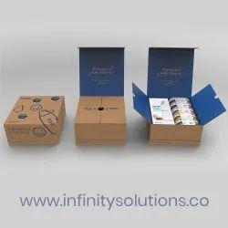 5 - 10 Kg E- Commerce Boxes