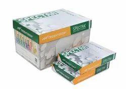 三叉光谱拷贝纸,75 GSM, A4, 10令盒5000张,白色,粗糙度:光滑,包装类型:盒