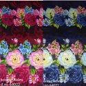 Korean Rolex ''''80'''' Printed Knitted For Mattress