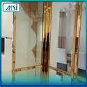 T-Profile (50mm) Gold, Rose Gold, Black, Silver, Champagne Antique Hairline & Antique Copper Etc.