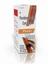 Povidone Iodine Eye Drops