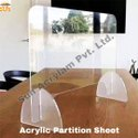 Table Partition Sheet