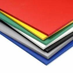 Coloured PVC Foam Sheets