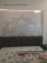 Motif  coustomised Wallpaper