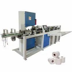 Full Automatic Bathroom Tissue Paper Cutting Machine