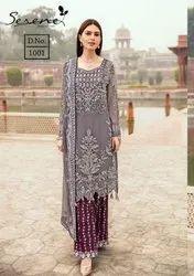 Pakistani Embroidered Suit