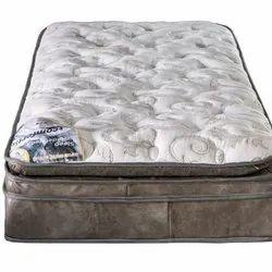 Knitted Fabric and Memory Foam Grey Grandiose Impress Premium Mattress, Thickness: 12 Inch
