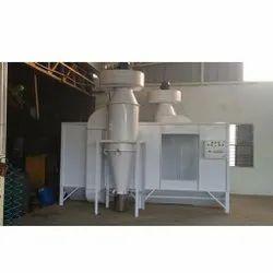 Powder Coating Spray Steel Booth